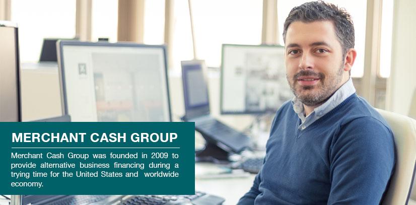 company overview merchant cash group