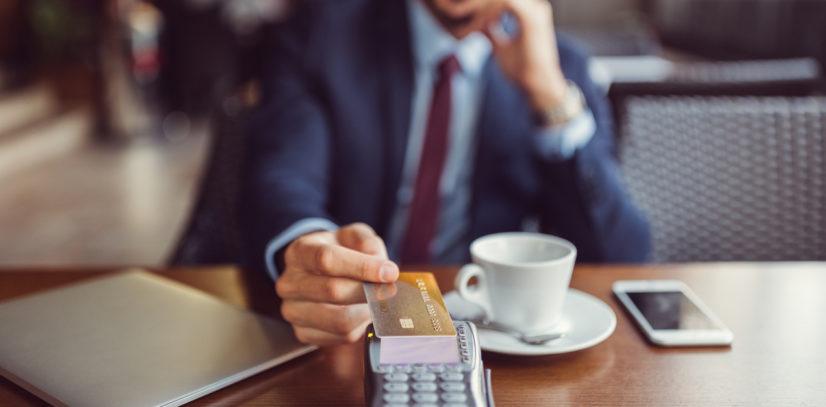 credit card sales
