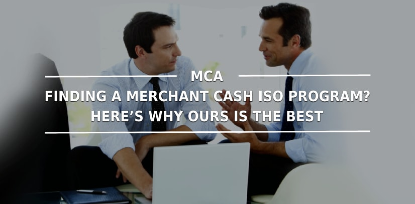 best merchant cash advance iso program